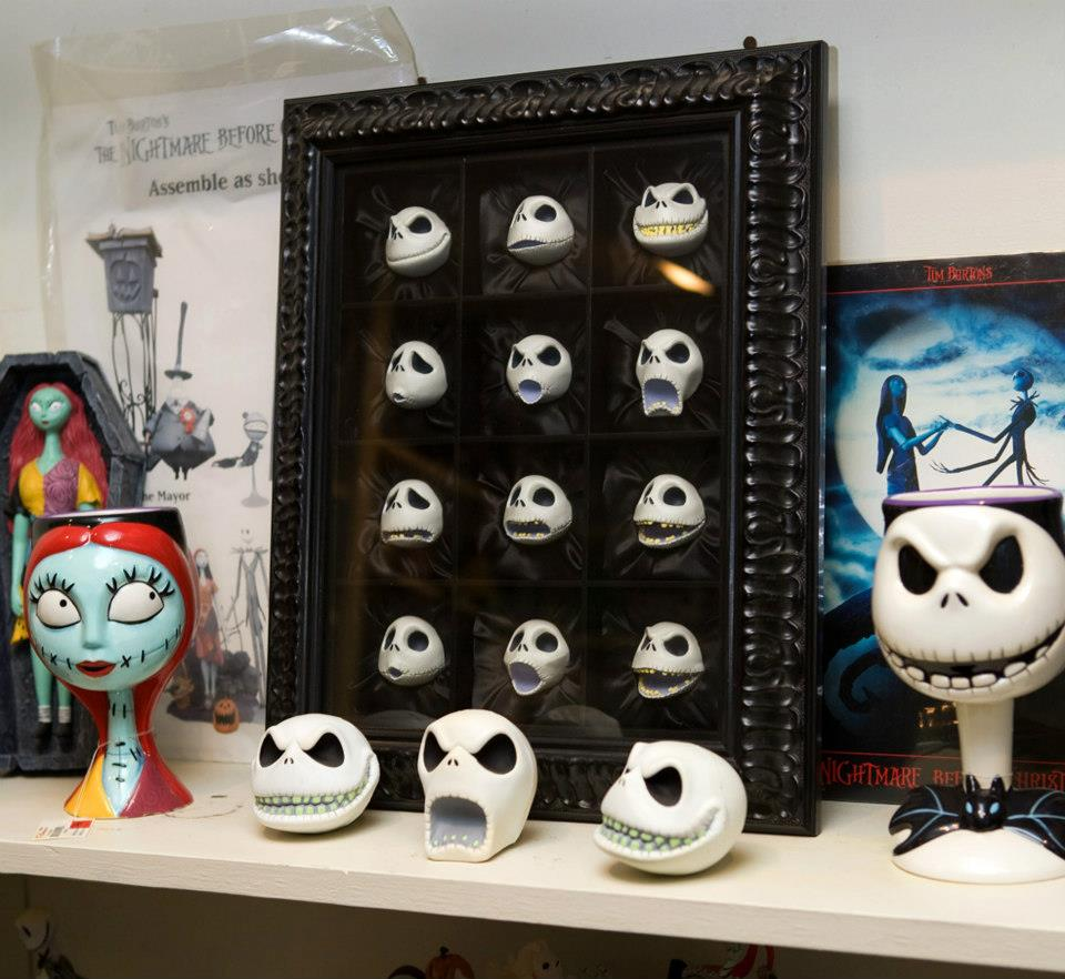 Huge \'Nightmare Before Christmas\' Collection Going On Auction Soon ...