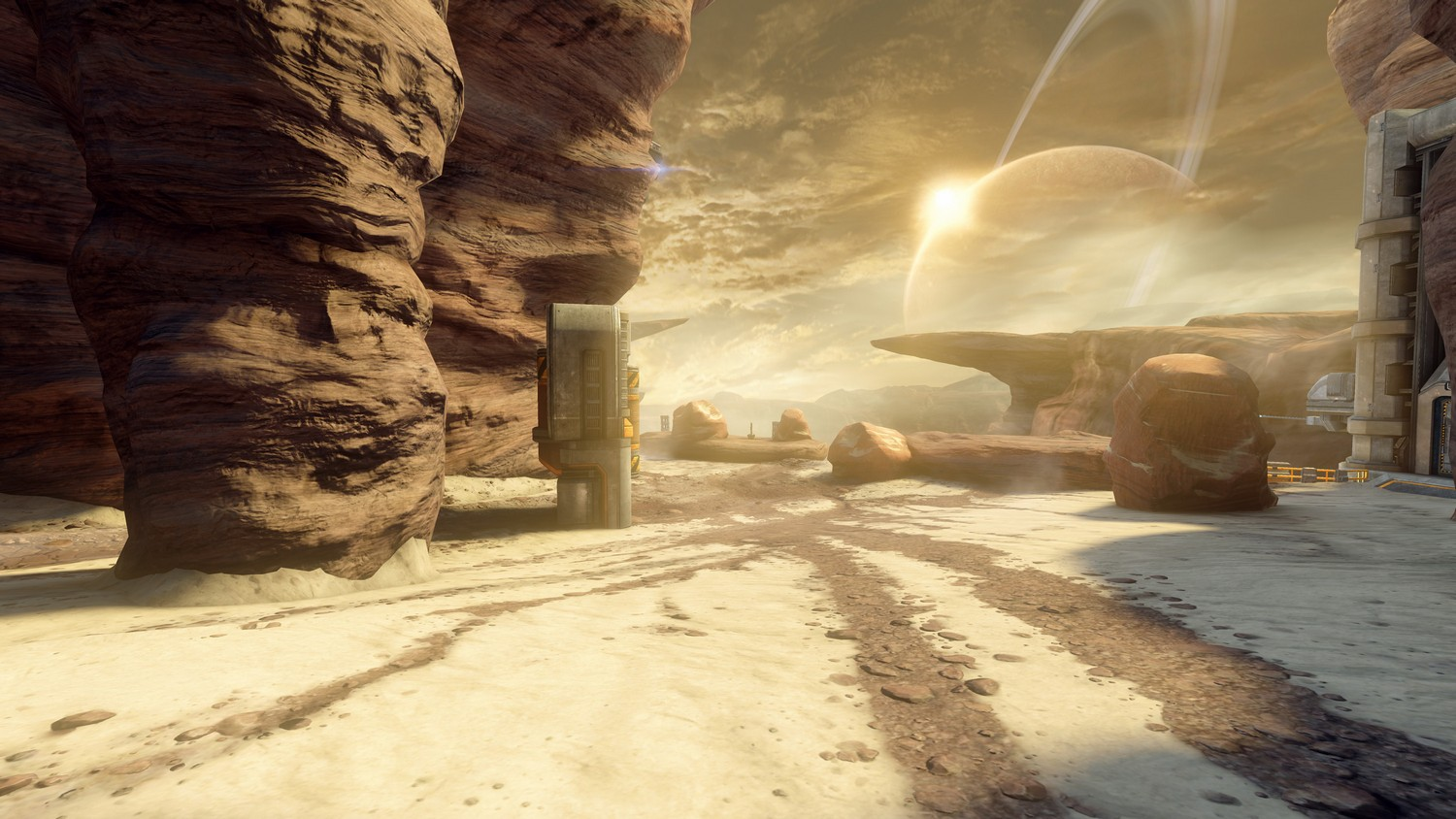 Say Halo To 'Halo 4's' Castle Map Pack - Bloody Disgusting