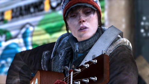 Beyond Two Souls (5)
