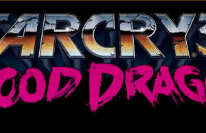 Far Cry 3 Blood Dragon Logo 2