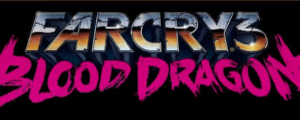 Far Cry 3 Blood Dragon Logo 2