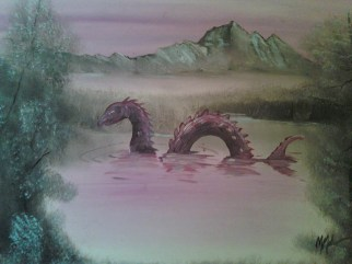 adding-monsters-to-thrift-store-landscape-paintings-chris-mcmahon-3