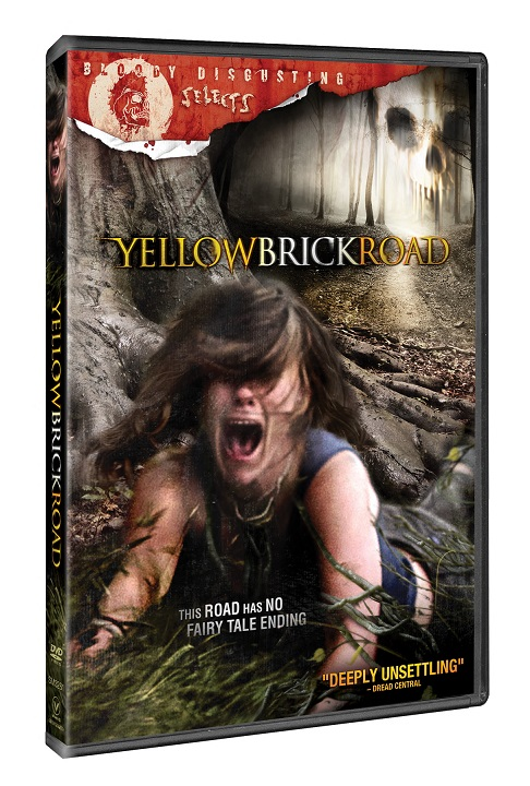 YELLOWBRICKROAD-3D DVD