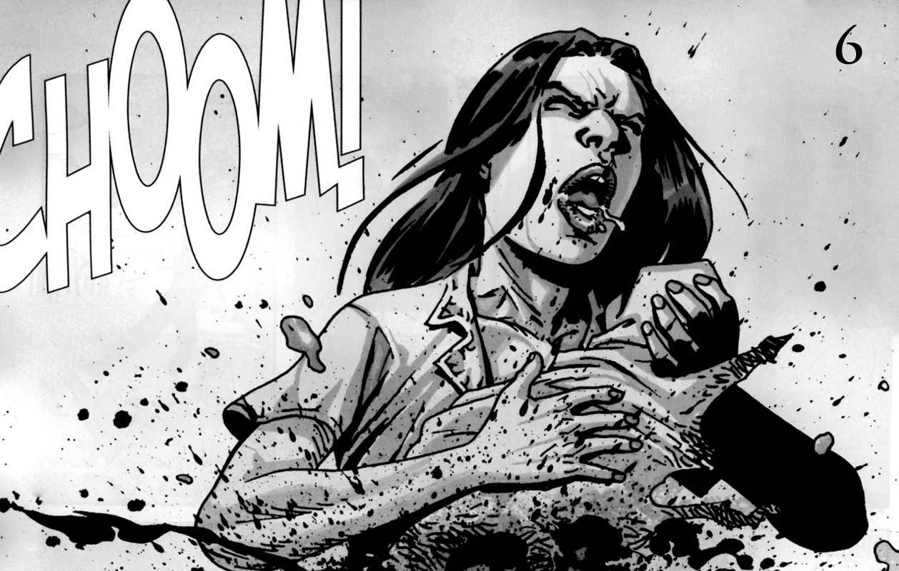 "The Top Ten Moments in ""The Walking Dead"" - Bloody Disgusting!"