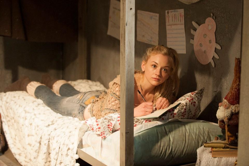 The Walking Dead _ Season 4, Episode 1 – Photo Credit: Gene Page/AMC