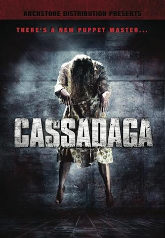 CASSADAGA DVD Artwork