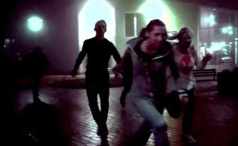 Running zombies 1