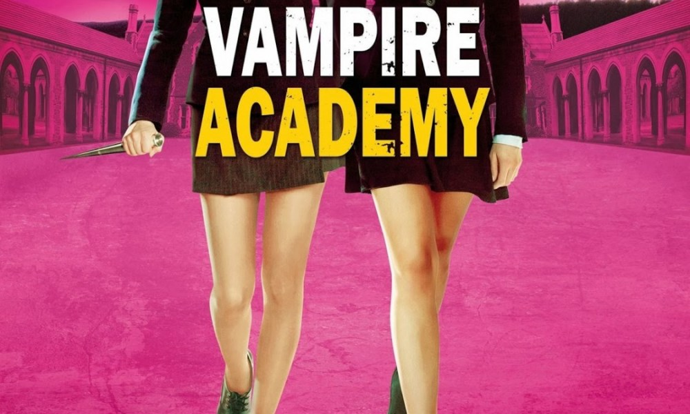 A Very Pink 'Vampire Academy' International Poster - Bloody Disgusting