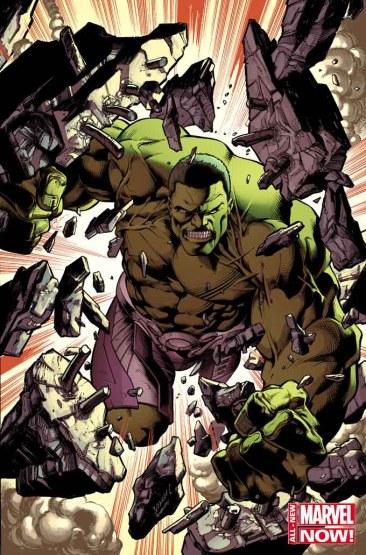 Hulk_1_Bagley_Variant
