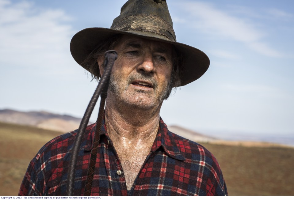 WolfCreek2_John Jarratt as Mick Taylor_portrait 3