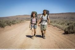 WolfCreek2_L-R Shannon Ashlyn as Katarina and Phillipe Klaus as Rutger on walking track