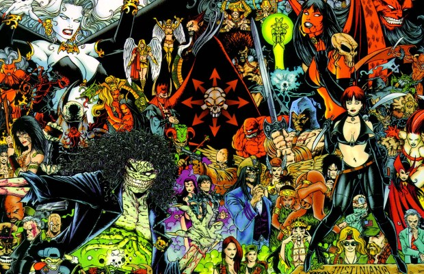 Chaos_Comics_Characters