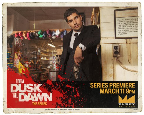 """From the El Rey Network Original """"From Dusk Till Dawn: The Series"""""""