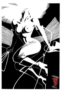 Frank-Millers-Sin-City-A-Dame-to-Kill-For-Storyboard-Images-2