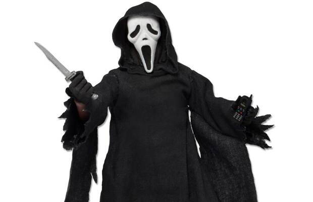NECA-8-Inch-Retro-Ghostface
