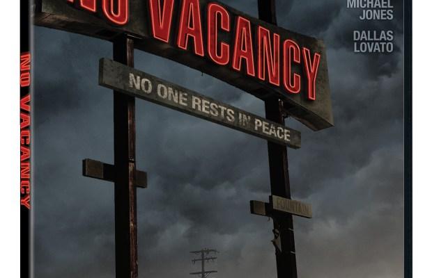 NO VACANCY 3d DVD