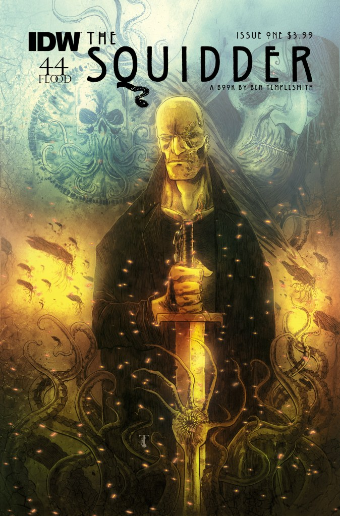 THE SQUIDDER 1 A – Ben Templesmith