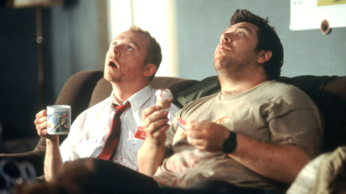 """Amazon Picks Up """"Truth Seekers"""" Series Starring Nick Frost and Simon Pegg! - Bloody Disgusting"""