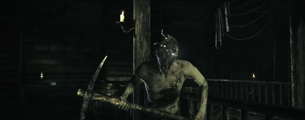 A Closer Look at the Monsters of 'The Evil Within' - Bloody