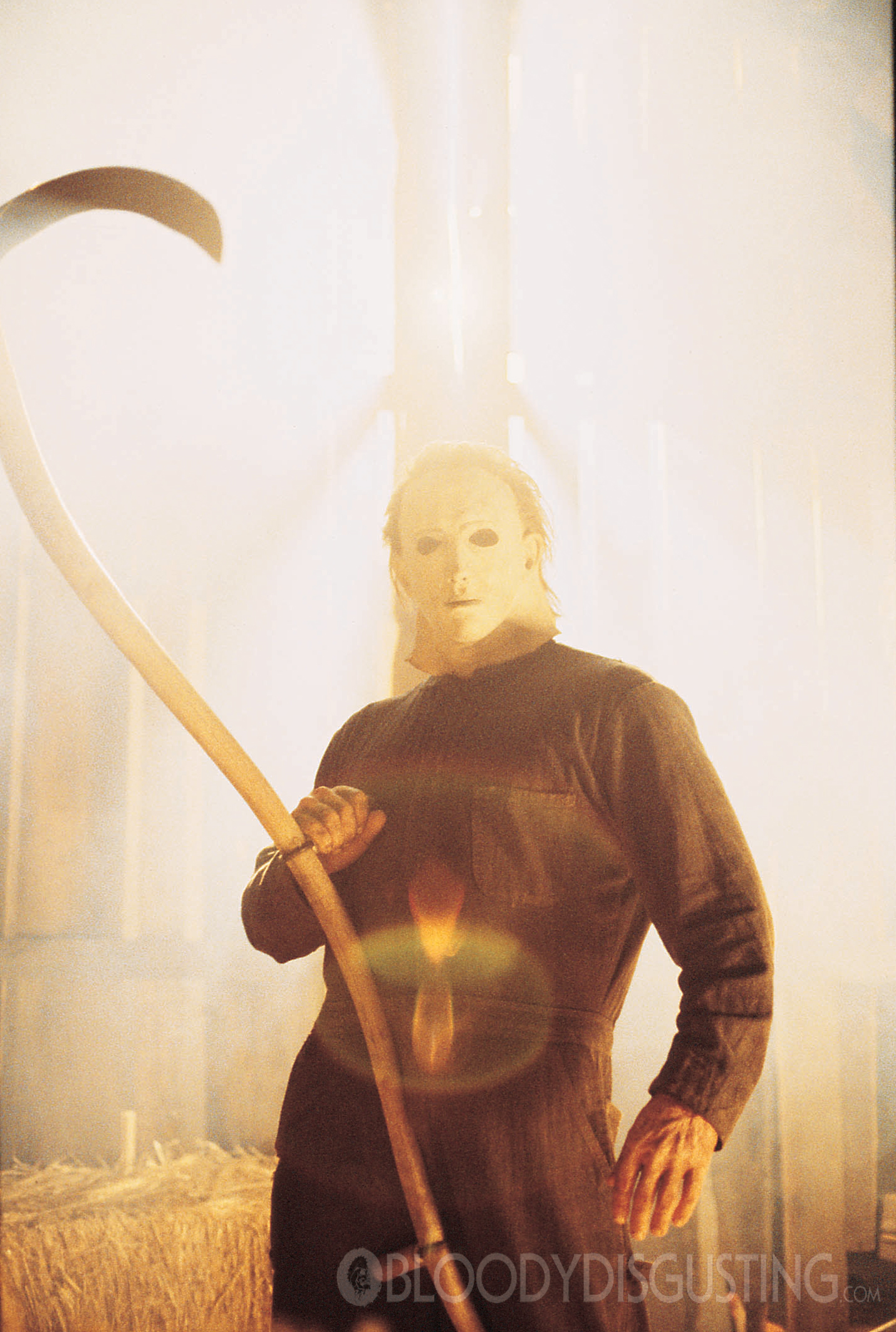 3 Rare 'Halloween 5' Images Highlight 25th Anniversary! - Bloody ...