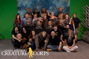 The Creature Corps Late Phases Crew