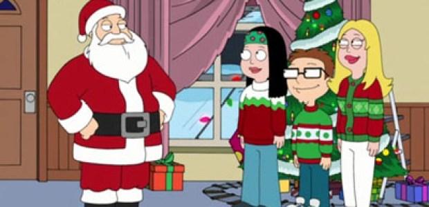 American Dad Christmas Episodes.7 Violent American Dad Christmas Episodes Bloody