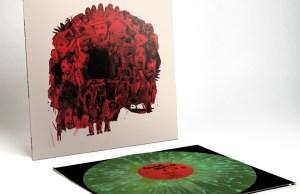Cannibal Holocaust Vinyl (art by Jock)