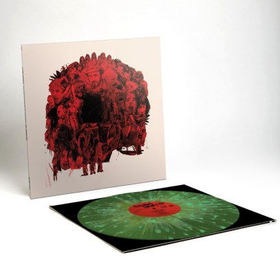 Cannibal Holocaust Vinyl (art by Jock)