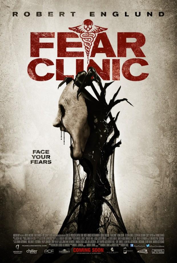 Fear Clinic Box Art