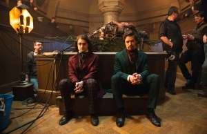 It's James McAvoy and Daniel Radcliffe As 'Victor Frankenstein'