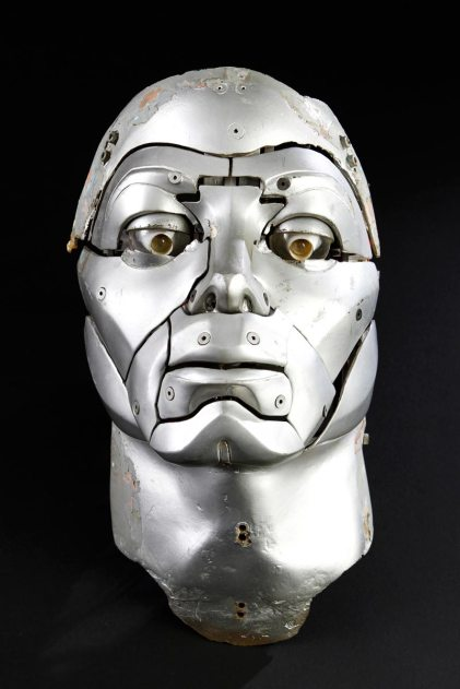 Baker-Auction_Lot72-Prototype-Michael-Jackson-Robotic-Transformation-Face-Moonwalker
