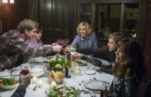 Bates Motel Last Supper
