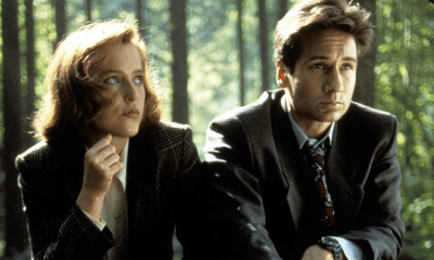 The X-Files, image via FOX