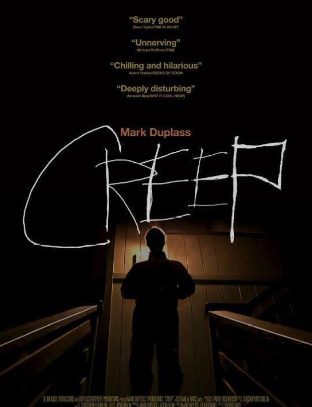 Creep' Poster Comes Out of the Shadows - Bloody Disgusting