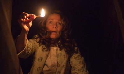 Lili Taylor in New Line Cinema's The Conjuring