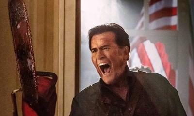 Ash vs Evil Dead, image via Starz