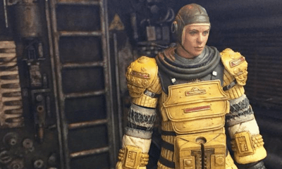 Amanda Ripley Alien Isolation NECA