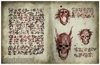 Ash vs Evil Dead Necronomicon, via Starz