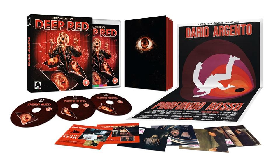 Arrow Reveals Deep Red Limited Edition Release Details