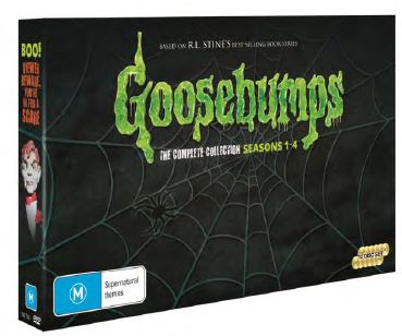 Goosebumps: The Complete Collection