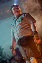 Joey Morgan plays Augie in Scouts Guide to the Zombie Apocalypse from Paramount Pictures.