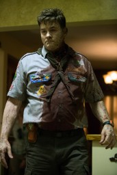 David Koechner plays Scout Leader Rogers in SCOUTS GUIDE TO THE ZOMBIE APOCALYPSE from Paramount Pictures.