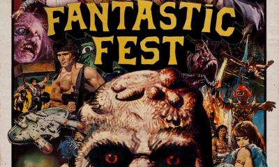 Fantastic Fest 2015 Logo