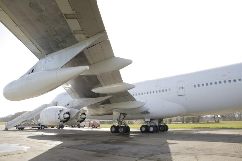 747 aeroplane