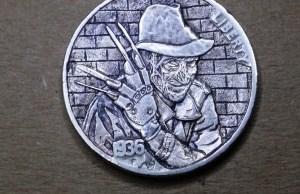 Narimantas Palsis coin carving3