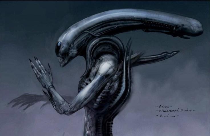 Prometheus Ultramorph image via FOX and Ridley Scott