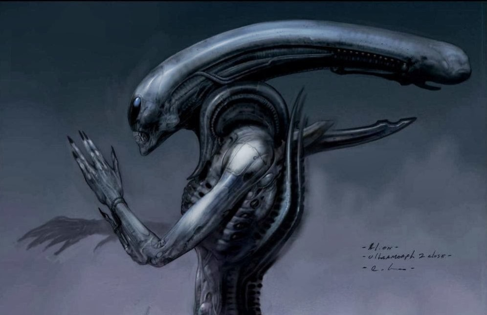 Prometheus Ultramorph image via FOX and Ridley Scott