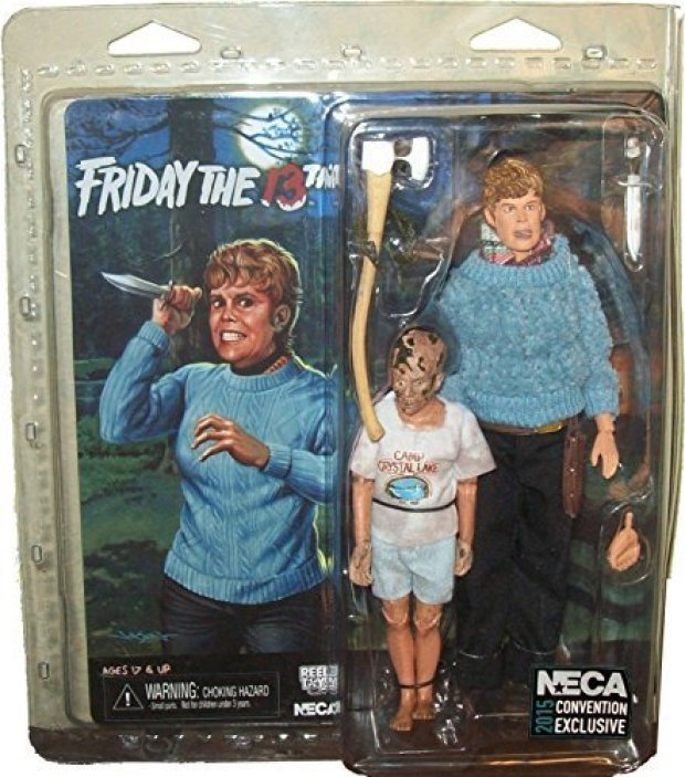 Jason Toys For Boys : Ridiculously expensive horror themed toys bloody
