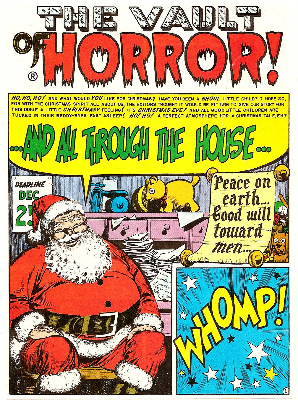 a comprehensive look at the history of murder santas bloody