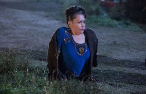 Rose Siggins as Legless Suzi